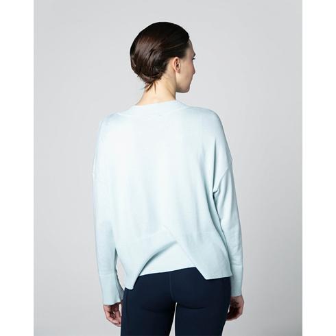 사이드 슬릿 스웨터 이미지 2