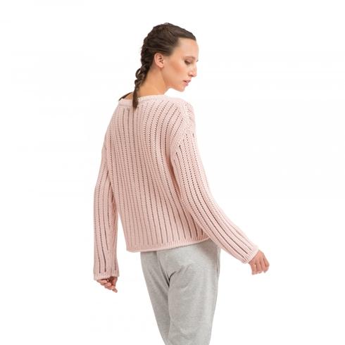 팬시 3D 니트 스웨터 이미지 4