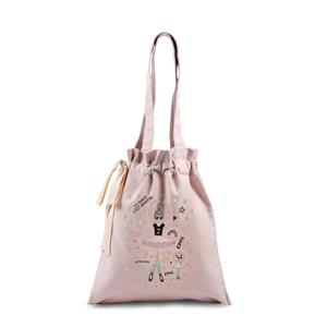 ZIZI ROSE Girls toe bag with knots