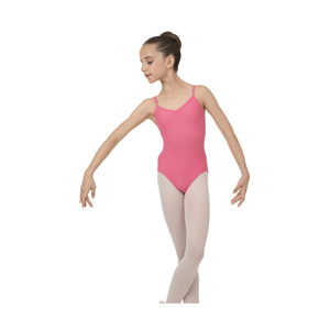 Thin straps leotard