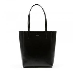 Quadrille zipped shopping bag