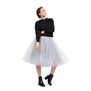 Ballerina mid-length tutu skirt