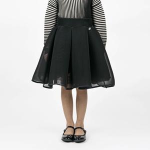 3D technical tutu skirt_girls