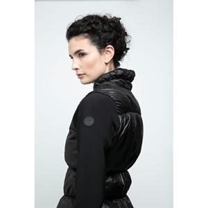 Bi-fabric Down Jacket