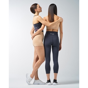 Soft touch leggings in Repreve 7/8