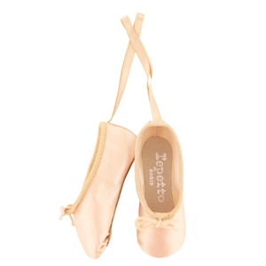 Miniature ballet shoes Second