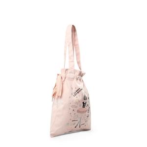 ZIZI ROSE Girls toe bag with knots Second