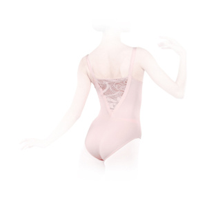 Leotard with lace at the back Second