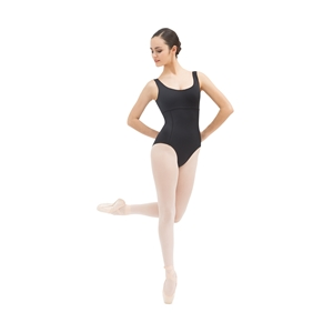 Leotard with large straps Second