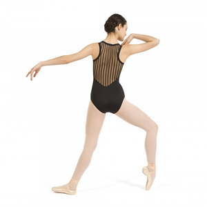 FISHNET RACER BACK LEOTARD Second