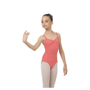 Gathered front leotard Second