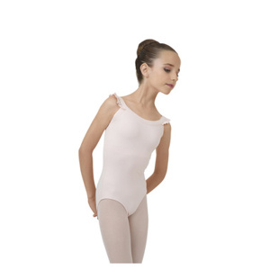 Leotard with elasticaded straps Second