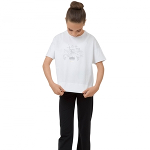 Dance graphic T-shirt Second