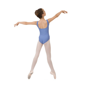 Large straps leotard Second