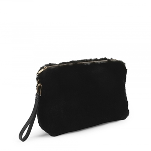 Zipped clutch bag Second