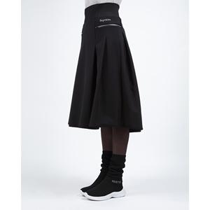 Zipped skirt Second