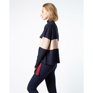 SIDE SLOT KNIT SWEATER Second