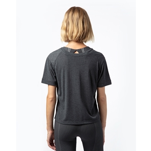 Short fitted tee-shirt Second