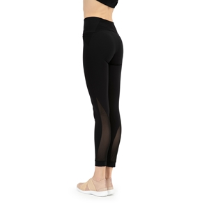 FISHNET HIGH-STRETCH LEGGINGS Second