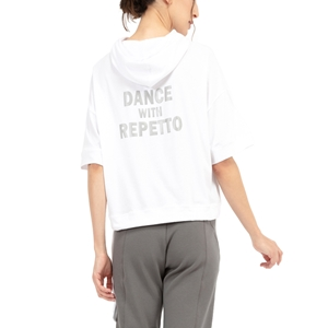 Dance with Repetto Hooded tee-shirt Second