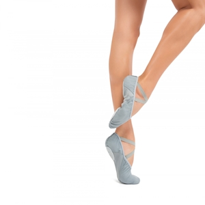 Professional soft ballet shoes with split sole Second