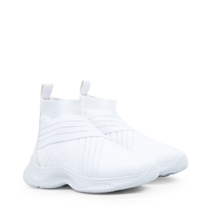 SNEAKERS WITH ELASTIC STRAP Second