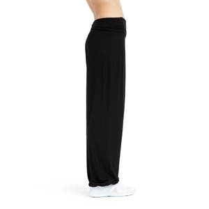 Jazzpant in viscose Second