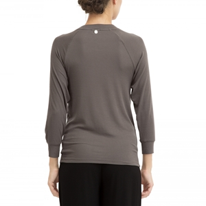 7/8 Sleeved top in modal Second