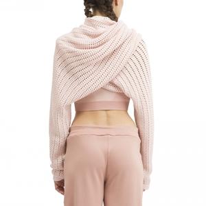3D knitted shoulder warmer Second